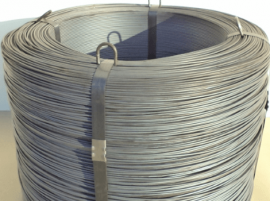 Black Annealed Cheese Coil