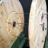 Tirantes carretes de madera